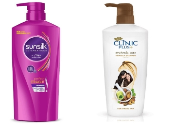 Clinic Plus & Sunsilk Shampoos at Minimum 45% Off [3 Variants Available] low price