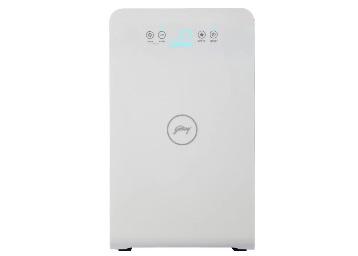 Flat 50% Off : Godrej GAS TTWP 4 270 A Room Air Purifier (White) at Rs.8985 discount deal