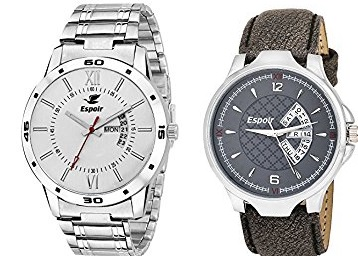 Get Minimum 80% OFF On Espoir Men's Watch From Rs.299 + FREE Shipping low price