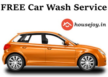 Totally FREE:- Free Car Wash Service at Your Doorstep {Selected Cities} discount deal