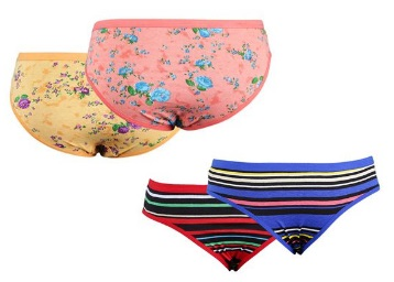 Choose Your Combo : Grab Any 6 Panties at Just Rs. 269 + FREE Shipping low price