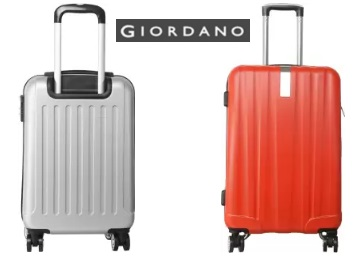 Giordano Luggage & Travel Bags at Flat 58% Off + FREE SHIPPING low price