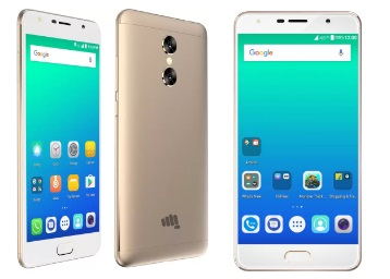 India's First Dual Camera Phone Under 10K : Micromax Evok Dual Note at Rs. 9999 low price