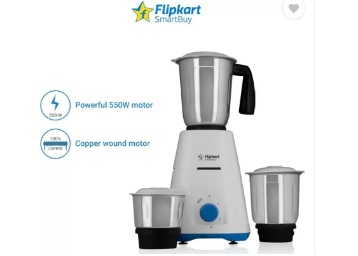 Big Discount:- Flipkart SmartBuy Dynamo Mixer Grinder at Rs. 1399 discount deal
