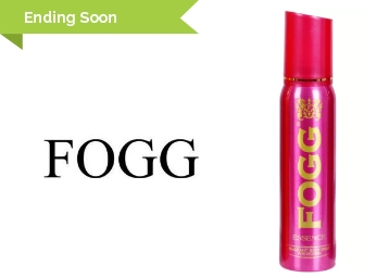 Flat Rs. 105 Off : FOGG Essence 1000 Body Spray – For Women at Just Rs. 120 low price
