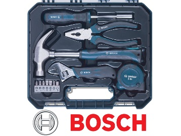 Bosch 2.607.002.791 Tool Kit Set – 12 at Extra 15% Cashback Just Rs. 850 discount deal