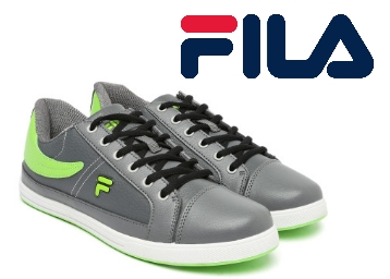 094359d207 STEAL PRICE : Fila Men Grey Carmelo Sneakers at Just Rs. 845 + FREE ...
