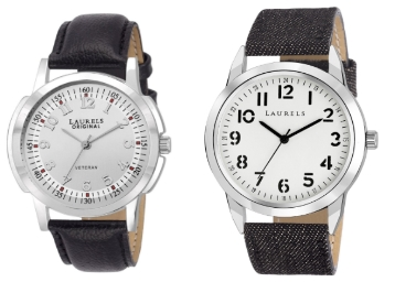 Amazon DOD – Up to 80% off on watches by Laurels, Skmei From Just Rs. 215 discount deal