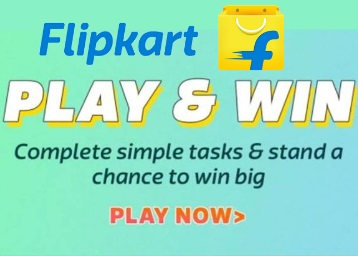 Enter Now:- Flipkart Play, Collect Tickets & Win Big Prizes [Details Inside] discount deal