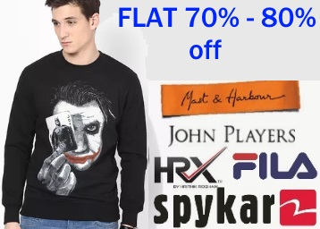 Cashback Sweater Tops discount offer