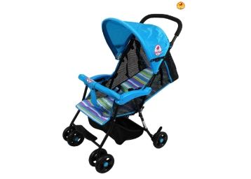 Nice Ratings : Baybee Shade – Baby Buggy Stroller (Blue) at Just Rs. 1999 + FREE Shipping low price