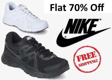 Bumper : NIKE Running Shoes at Just Rs. 999 [Flat 70%off]