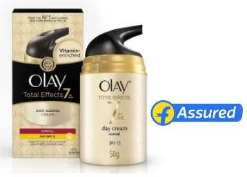 Olay olay total effects 7 in one anti-ageing cream at Just Rs. 333 low price