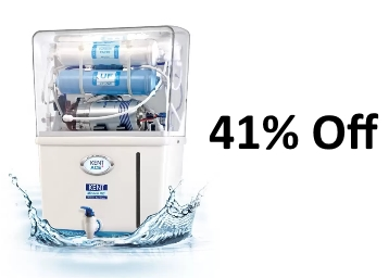 Flat Rs. 7000 Off : Kent Ace+ 7 L RO + UF Water Purifier at Rs. 8999 + FREE Shipping discount deal