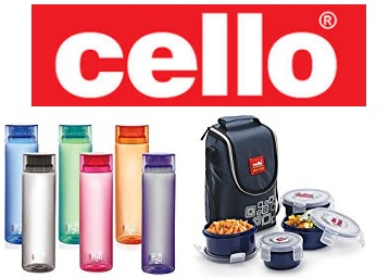 Steal Deal : Get Cello Kitchen & Containers From Just Rs.23 + FREE Shipping discount deal