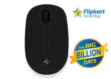 STEAL : Get Flipkart SmartBuy Wireless Optical Mouse at just Rs.399 + FREE shipping discount deal