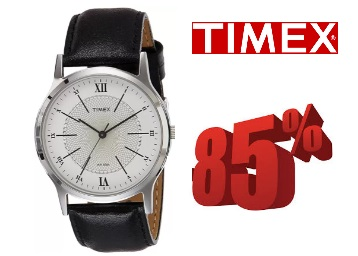 Analog Watch Cashback discount offer