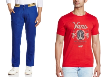 LOOT DEAL : Minimum 80% Off On Clothing From Just Rs. 279 low price