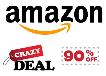 From 6 to 9 P.M. Crazy Deals : Loot Prices On Various Products at Amazon discount offer