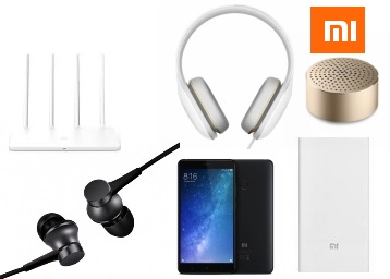 Get Mi Phone, Accessories & More products at Upto 40% OFF