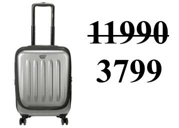 Targus Transit 360 Spinner 15.6-inch Laptop Bag at Just Rs. 3799 low price