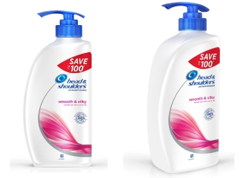 Head & Shoulders Smooth & Silky Shampoo, 675ml at Flat 52% Off low price