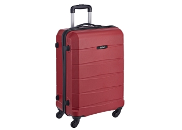 Flat 70% Off : Safari Polycarbonate 77 cms Purple Hard Sided Suitcase At Rs. 3143 low price