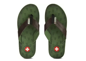 Steal : Swiss Military Flip Flops at just Rs.299 + FREE Shipping low price