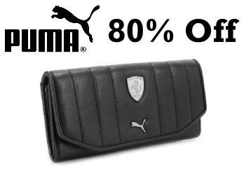 BUMPER DEAL : Puma Women Cluthes Flat 80% Off From Just Rs. 477 low price
