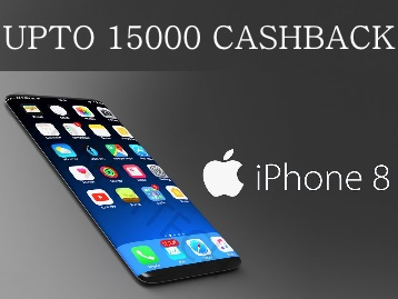 Cashback iphone discount offer