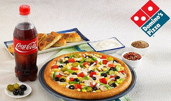 Steal It Fast :- Dominos Pizza Voucher worth Rs. 100 at Just Rs. 39 discount deal