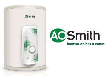 Top Ratings : AO Smith 15 L Electric Water Geyser at Just Rs. 5309 discount deal