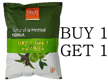 Buy 1 Get 1 Free : VLCC Heen at Pack of 2 at Just Rs.99 discount deal