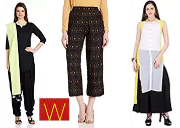 W for Woman Clothing at Flat 70% OFF From Rs. 159