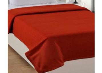 Flat 75% off:- Warmland Polar Fleece Solid Single Blanket at Rs. 173 discount deal