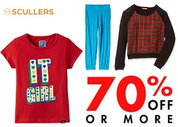 Kids Clothing discount offer