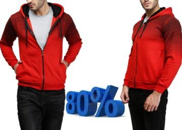 Hooded Sweatshirt discount offer