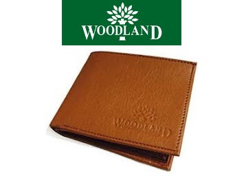 Get Woodland Men's Leather Wallet At Just Rs.220 low price