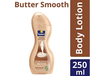 Parachute Advansed Body Lotion Butter Smooth, 250ml at Rs. 110 discount deal