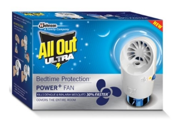 {60% Claimed} New Launch – All Out Power Fan Machine with Refill at Rs. 85 low price