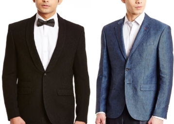 Blackberrys Suits & Blazers Flat 70% Off From Rs. 2431 + FREE Shipping discount deal