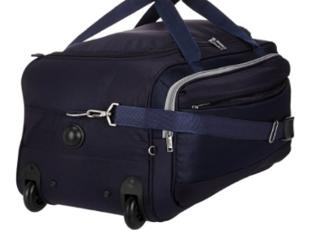 In Stock Now – Skybags Cardiff Polyester 63.5 cms Travel Duffle at 60% Off low price