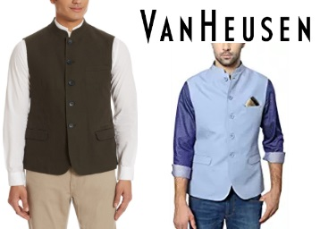 Big Discount:- Van Huesen Blazers at Flat 64% off + Extra Rs. 75 Cashback discount deal