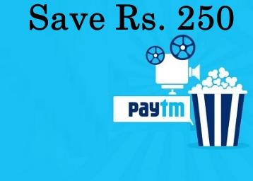 Cashback Movie Ticket discount offer