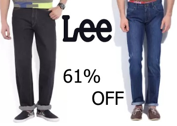 Jean discount offer