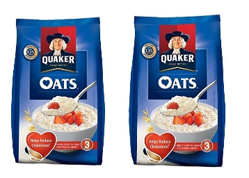 Best Price Ever – Quaker Oats Pouch, 1kg [Pack of 2] at Just Rs. 212 low price