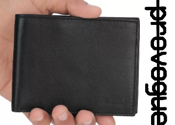 Get Provogue Genuine Leather Wallet at Rs.83 discount deal