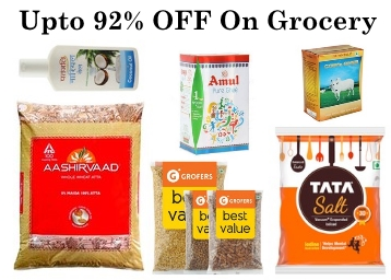 Atta Grocery Pulse discount offer