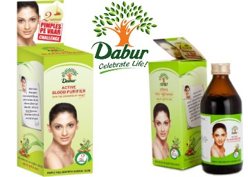 Good For Health:- Dabur Active Blood Purifier – 200 ml at Rs. 67 + Free Shipping low price