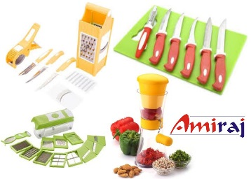 Amiraj Kitchen Tools Min.50% off or more from Rs. 92 + FREE Shipping low price
